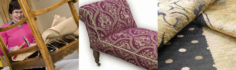 Course contact wellhead upholstery for Furniture upholstery course